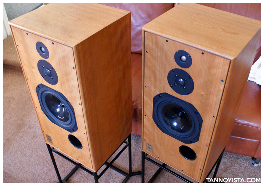 Harbeth SHL5 loudspeakers