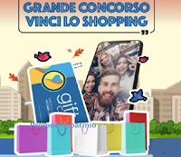 """Concorso """"Vinci lo shopping"""" : da Auchan Giuliano vinci 590 buoni spesa fino a 50 euro e 1 iPhone 11 - 64 GB"""