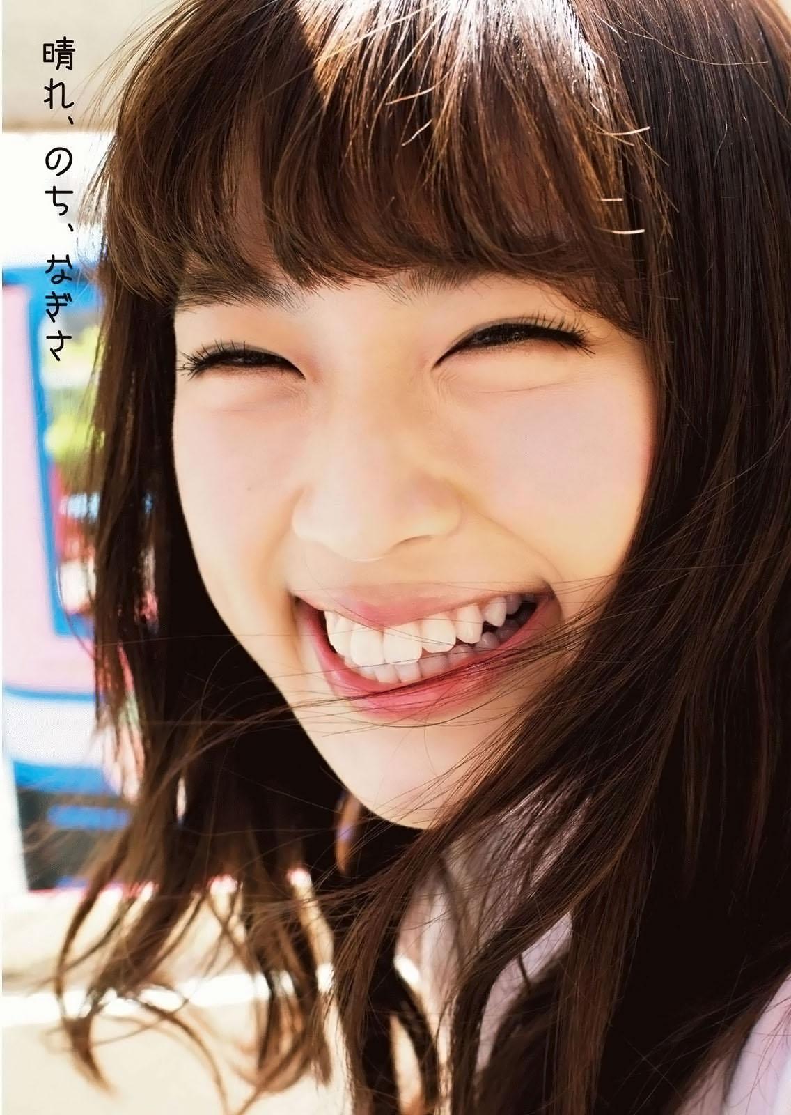 Shibuya Nagisa 渋谷凪咲 NMB48, Manga Action No.12 2016 Kindle Edition Gravure