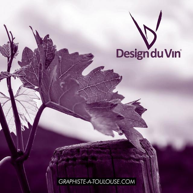 creation logo domaines viticoles
