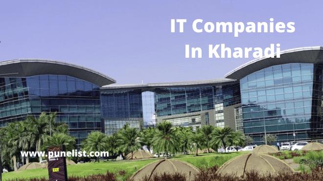 IT Companies in Kharadi
