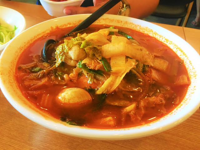 Korean Foods of Cheongdam Restaurant in Cebu