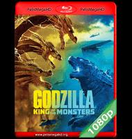 GODZILLA II: EL REY DE LOS MONSTRUOS (2019) FULL 1080P HD MKV ESPAÑOL LATINO
