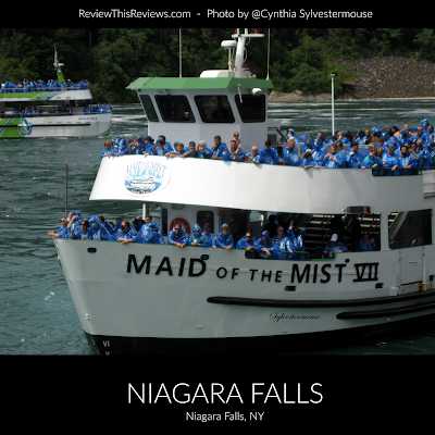 Maid of the Mist photo by Sylvestermouse