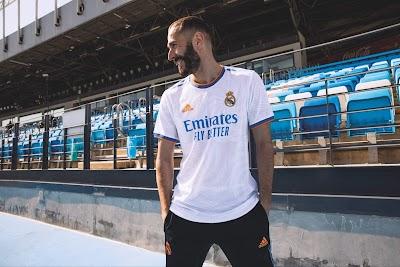 ريال مدريد يعلن عن قميص الموسم الجديد رسميًا (صور)