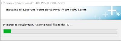 proses instal printer hp laserjet p1102 secara offline
