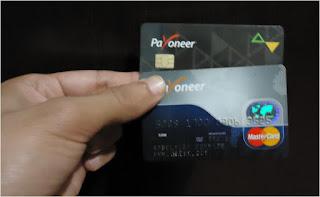 طريقة الحصول على بطاقة بايونير MasterCard مجانا عبر وسيط بديل ادسنس
