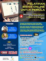 Pelatihan Bisnis Online Untuk Pemula