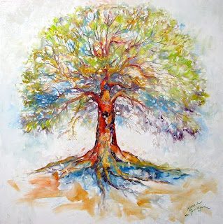 Art by Marcia Baldwin