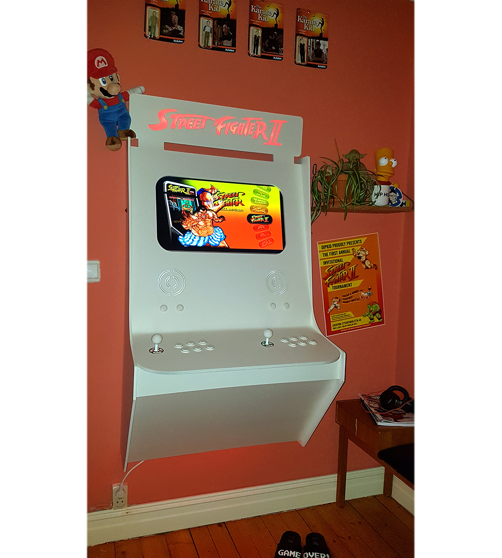 The Official Post Your Arcade Cabinet Thread!!