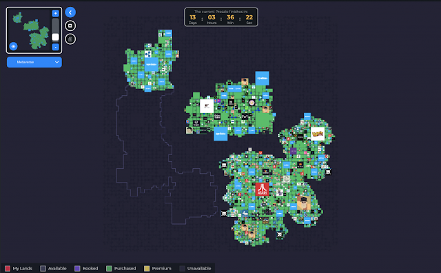 Nguồn cung và phân bổ LAND