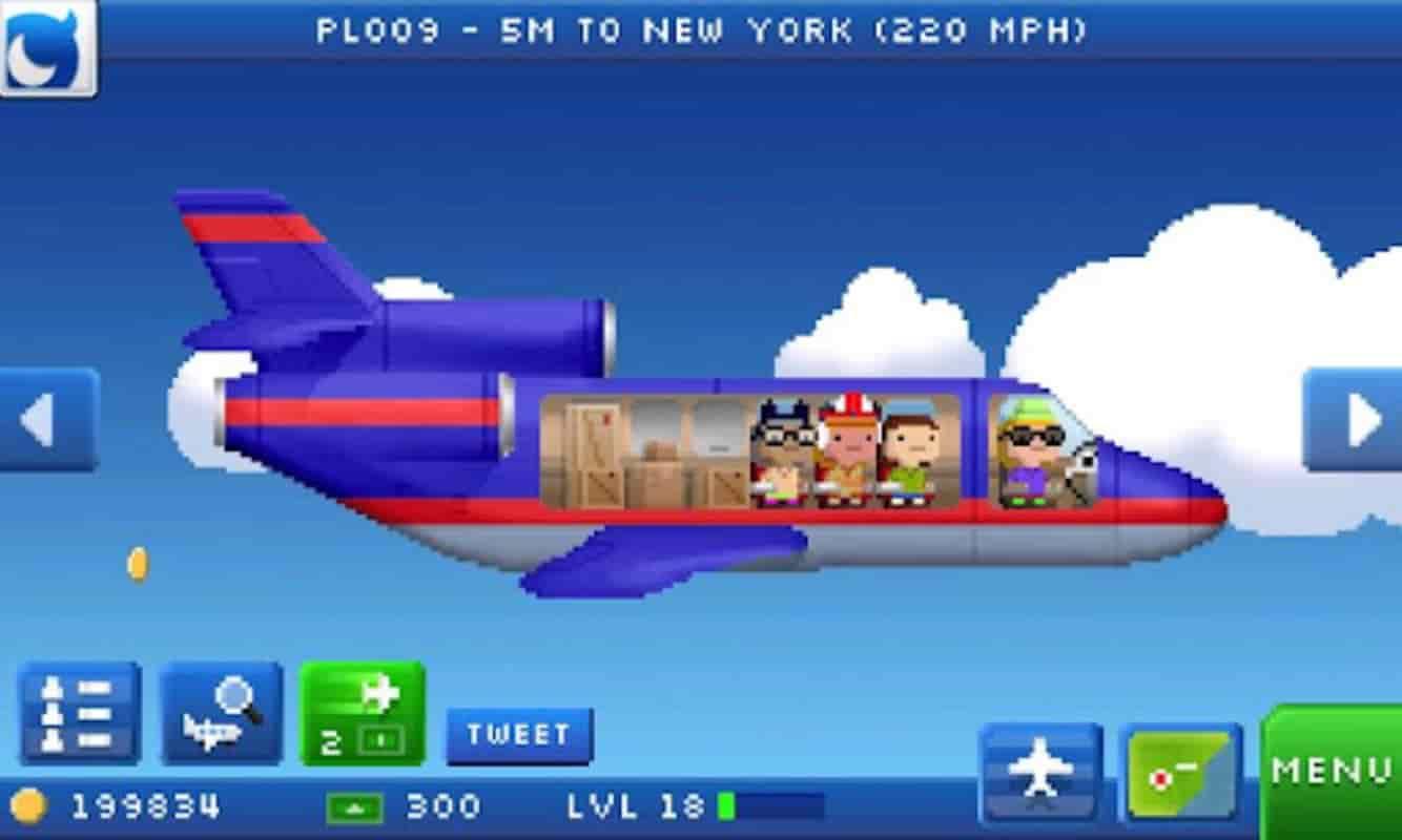 Pocket Plane
