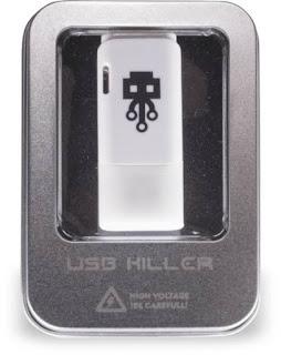 Ketahuilah Fakta Unik dari USB Killer : Alat Perusak Motherboard dalam Hitungan Detik