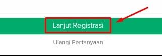 Melanjutkan Proses Registrasi