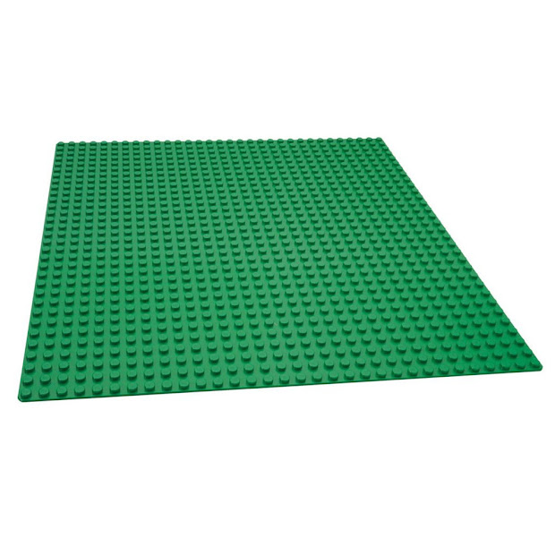 Lego 32 X Green Building Construction Base Plate 10