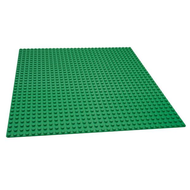 Green LEGO Base Plate