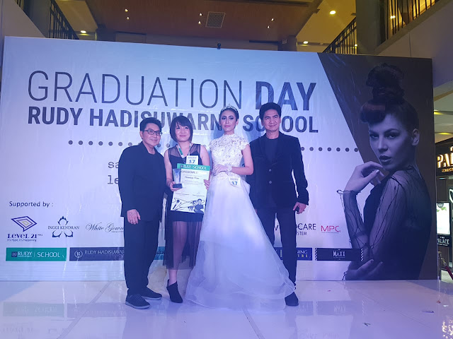 Graduation Day Rudy Hadisuwarno school