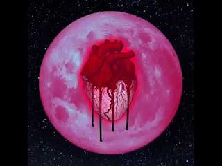 Heartbreak On A Full Moon album cover lyrics