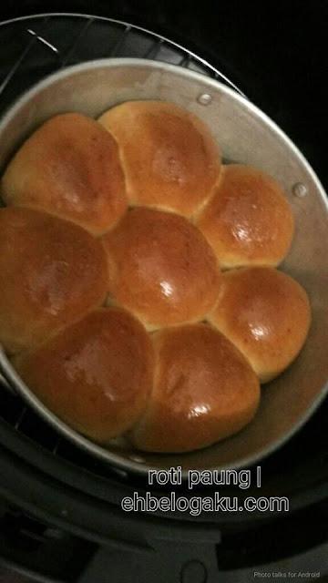 Roti paung lembut, roti paun sukatan cawan