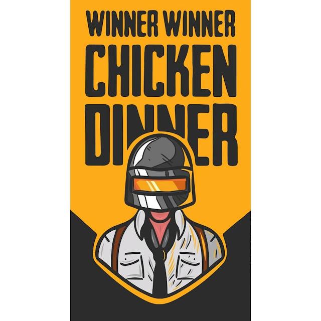 BGMI-PUBG-Winner-Winner-Chicken-Dinner-HD-Wallpapers-Download