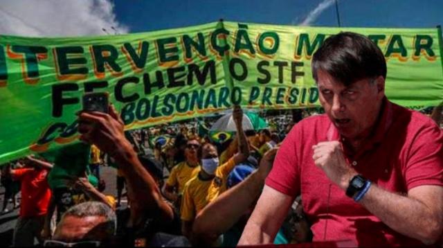 PGR quer investigar deputados bolsonaristas por trás dos atos antidemocrático