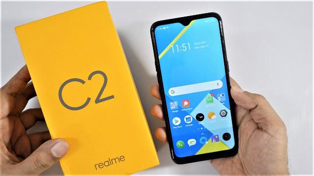مواصفات ريلمي سي Realme C2  عيوب مميزات