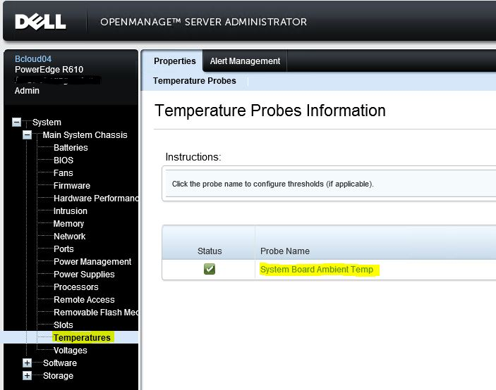 Brad's IT JumpBag: Getting SNMP Alerts in SCOM for Dell Servers