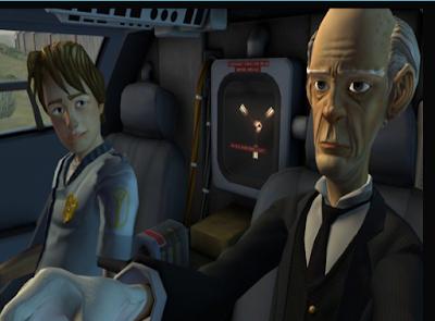 回到未來第四章:雙重幻覺,同名電影改編經典動作遊戲!