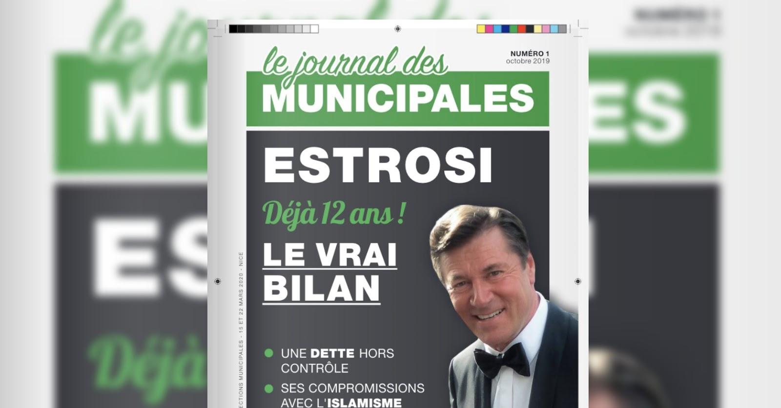 """ENQUÊTE. A Nice, cet incendiaire """"Journal des municipales"""" qui cache bien son jeu"""