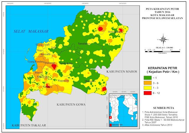 Jasa dan Layanan Pembuatan Peta Arcgis