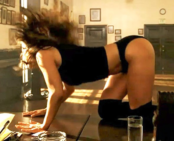 Jlo flashdance remade music video 8
