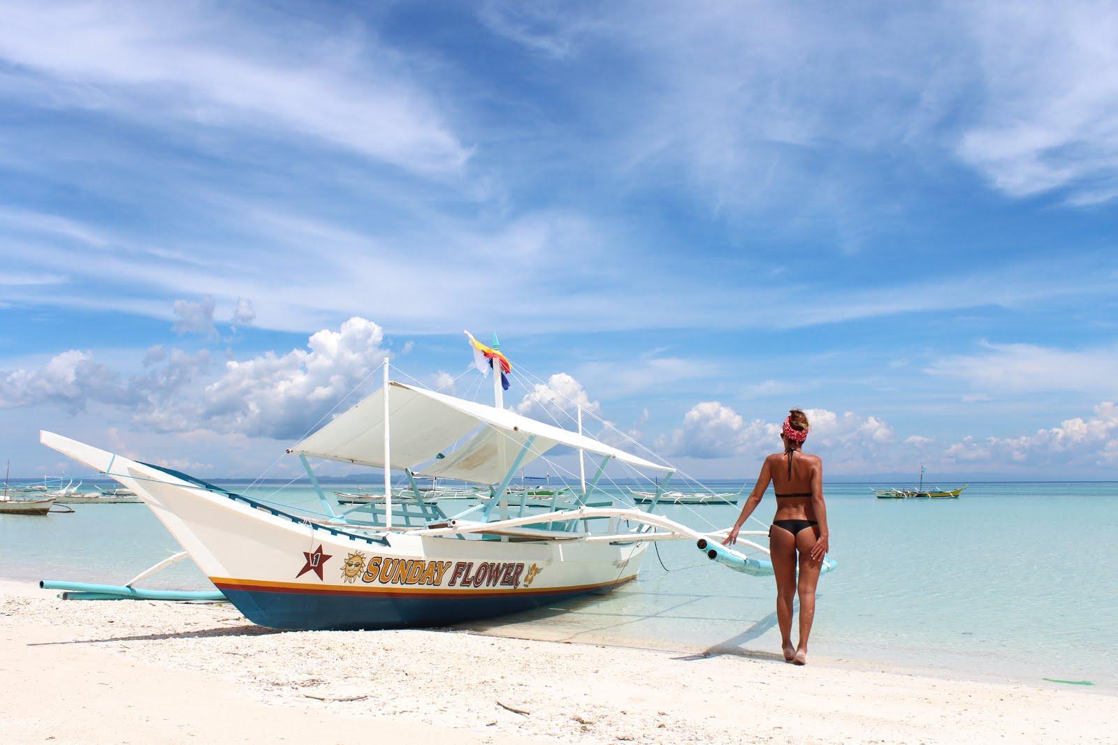 Bantayan Filipinas Sugar Beach