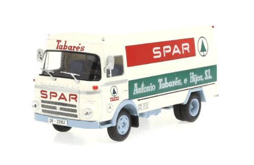 Barreiros Saeta Capitoné 1968 Spar vehiculos de reparto y servicio