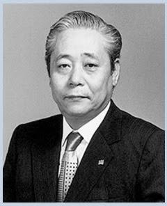 Presiden ketiga Canon Inc bernama Ryuzaburo Kaku setelah sebelumnya menggantikan Takeo Maeda