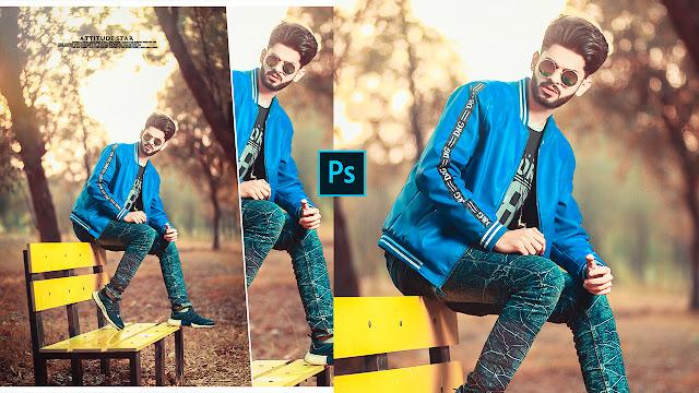 Outdoor Stylish Instagram Dp Editing Photoshop Tutorial | Facebook Dp Editing Photoshop cc Tutorial