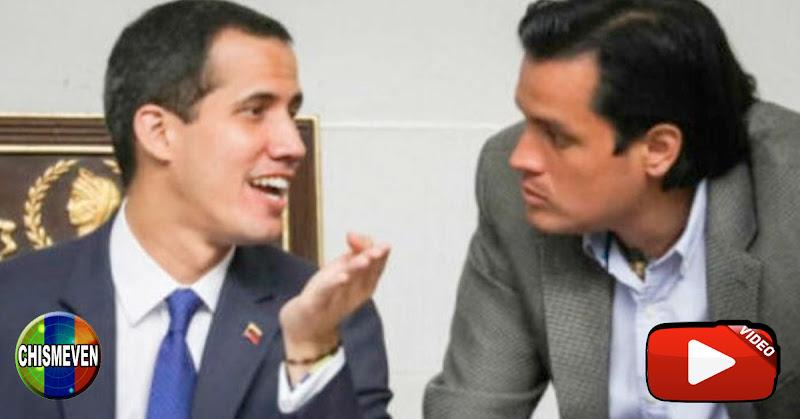 OTRA VEZ   Juan Guaidó advierte que Maduro es una amenaza para la región