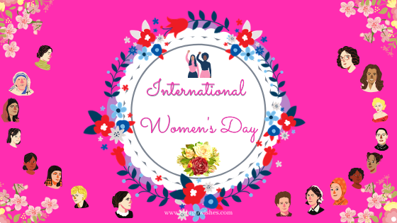 Happy International Women's Day Images