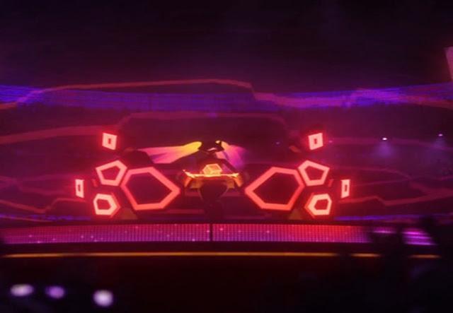 DJ Sona Ultimate Concert Wallpaper Engine