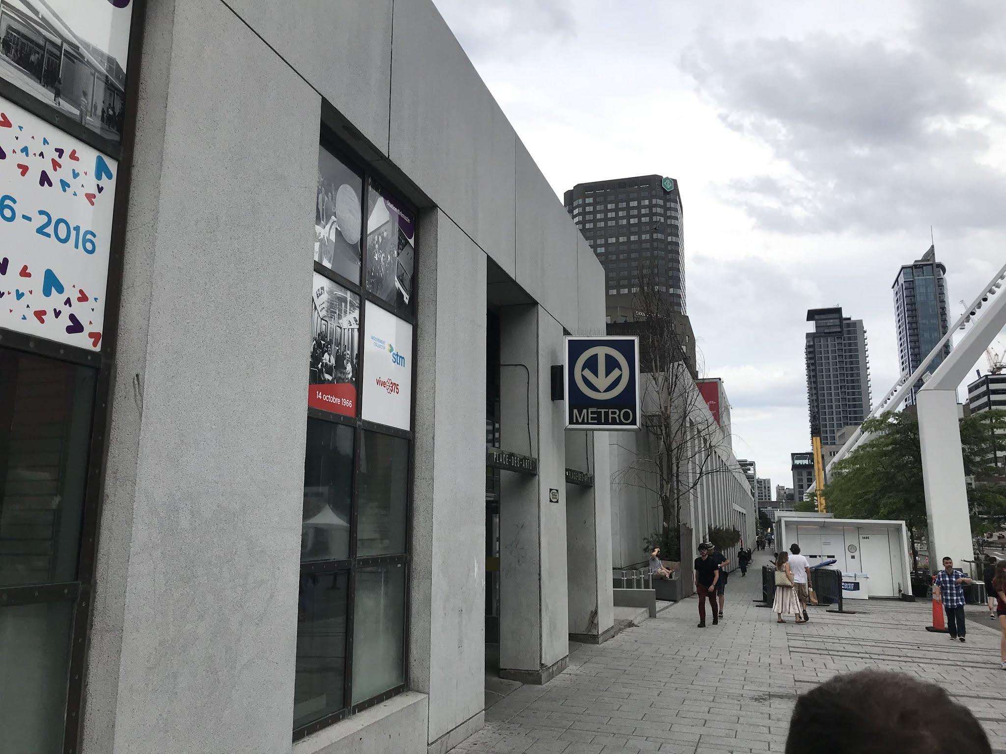Metrô Montreal