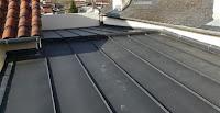 toit métallique