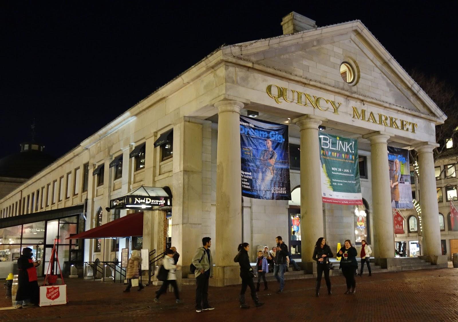 Joe S Retirement Blog Quincy Market Boston