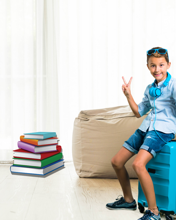 ways to keep children busy