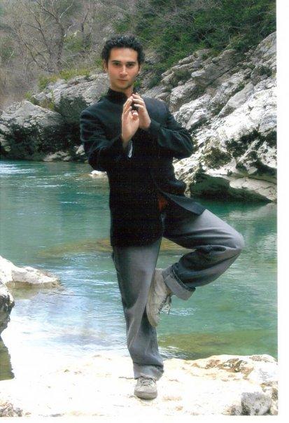 Le Roux Nicolas enseigant éducateur sportif professeur de yoga diplômé