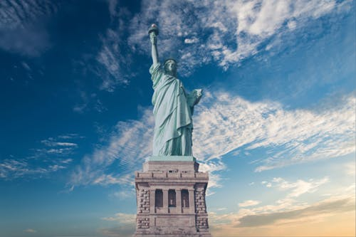نيويورك - مدينة ليدي ليبرتي