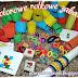 Klocki z papierowych rolek - kolorowe zabawy