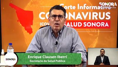 Hoy se confirmaron en Navojoa 2 muerte por Covid-19, en Sonora ya suman 204 defunciones y 2561 casos confirmados