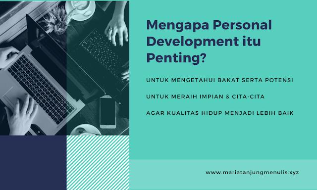 kursus online personal development yang diselenggarakan oleh Qubisa