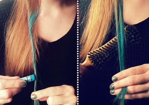 ไฮไลท์สีผม