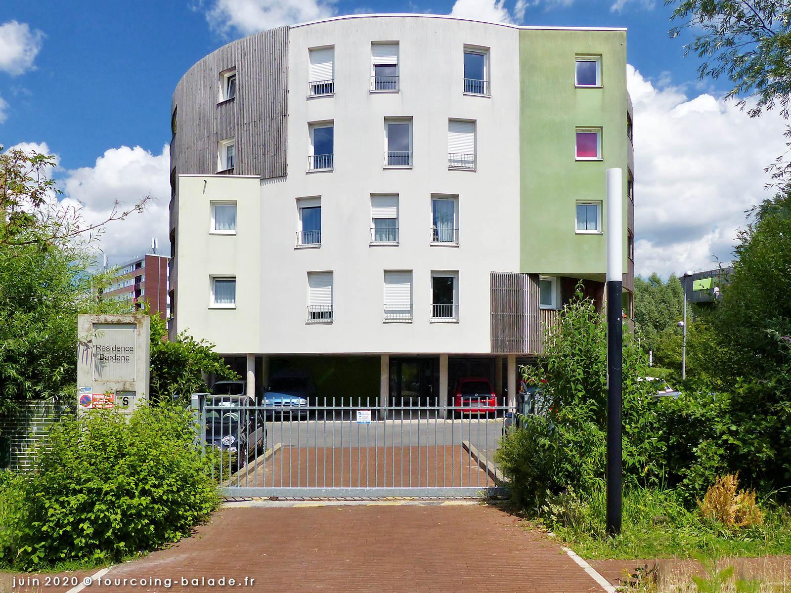 Résidence Barbane, Tourcoing Belencontre, 2020
