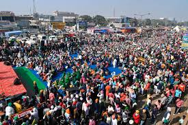 Farmer Protest today,Amit Shah, Narendra Singh Tomar,Haryana CM,Singhu border,Delhi Police,Nirankari Samagam Ground,Farmer,farmers protest in Delhi